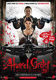 Critique : HANSEL ET GRETEL : WITCH HUNTERS
