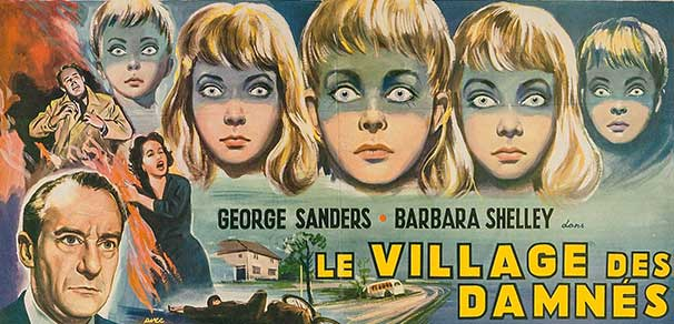 CRITIQUE : LE VILLAGE DES DAMNES
