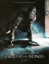 HOUSE OF BONES - Poster