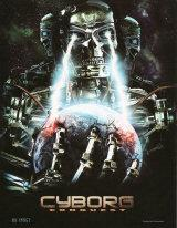 CYBORG CONQUEST - Poster