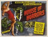 HOUSE OF HORRORS - Poster