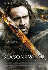 SEASON OF THE WITCH (2010) - Poster