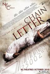 CHAIN LETTER - Poster