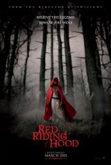 RED RIDING HOOD (2011) - Poster