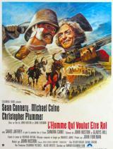 L'HOMME QUI VOULUT ETRE ROI - Poster