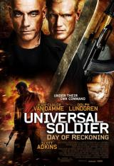 UNIVERSAL SOLDIER : DAY OF RECKONING - Poster