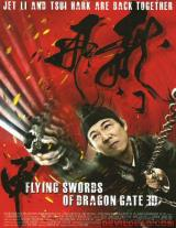 THE FLYING SWORDS OF DRAGON GATE - Poster