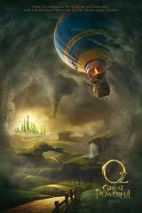 OZ : THE GREAT AND POWERFUL - Poster
