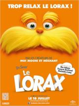 LE LORAX - Poster