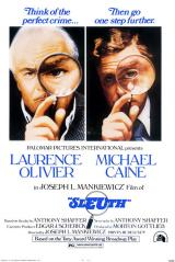 SLEUTH - Poster