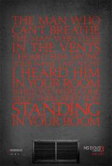 INSIDIOUS : CHAPTER 3 - Teaser Poster