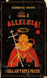 THE DEVIL'S CARNIVAL : ALLELUIA !  - Poster
