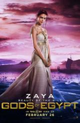 GODS OF EGYPT - Zaya Poster
