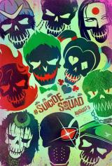 SUICIDE SQUAD - Poster