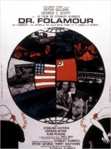 Dr Folamour - Poster