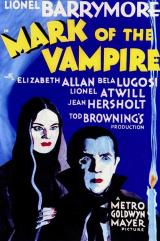 MARK OF THE VAMPIRE - Poster
