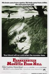 FRANKENSTEIN AND THE MONSTER FROM HELL - Poster