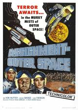 ASSIGNMENT OUTER SPACE - Poster