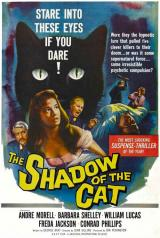 THE SHADOW OF THE CAT - Poster