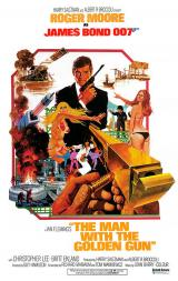 THE MAN WITH THE GOLDEN GUN - Poster