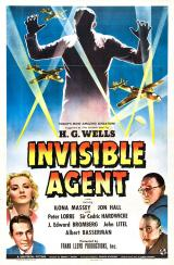INVISIBLE AGENT - Poster