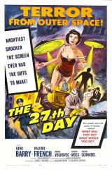 THE 27TH DAY - Poster