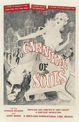 CARNIVAL OF SOULS : Poster #12690