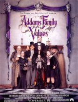 ADDAMS FAMILY VALUES Poster 1
