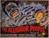 ALLIGATOR PEOPLE, THE Poster 1