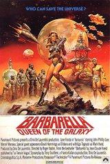 BARBARELLA Poster 1
