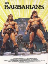 BARBARIANS, THE Poster 1
