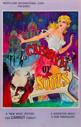 CARNIVAL OF SOULS : Poster 2 #12693