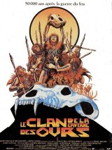 CLAN OF THE CAVE BEAR, THE Poster 1