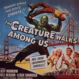 CREATURE WALKS AMONG US, THE Poster 1