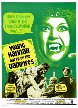 YOUNG HANNAH : QUEEN OF THE VAMPIRES - Poster