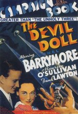 THE DEVIL DOLL - Poster