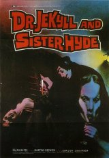 DR. JEKYLL AND SISTER HYDE Poster 1