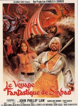 GOLDEN VOYAGE OF SINBAD, THE Poster 1