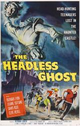THE HEADLESS GHOST - Poster