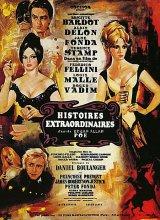 HISTOIRES EXTRAORDINAIRES Poster 1