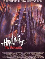 HOWLING III : THE MARSUPIALS Poster 1