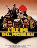 ISLAND OF DR. MOREAU Poster 1