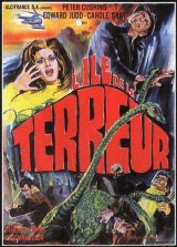 ISLAND OF TERROR Poster 1