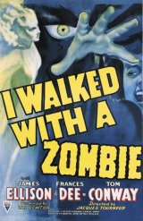 I WALKED WITH A ZOMBIE Poster 1
