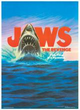 JAWS : THE REVENGE - Teaser Poster