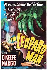 LEOPARD MAN, THE Poster 1