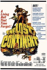 LOST CONTINENT, THE Poster 1
