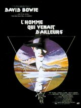 MAN WHO FELL TO EARTH, THE Poster 1