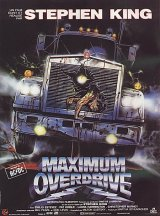 MAXIMUM OVERDRIVE Poster 1