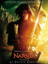 THE CHRONICLES OF NARNIA : PRINCE CASPIAN - Poster français